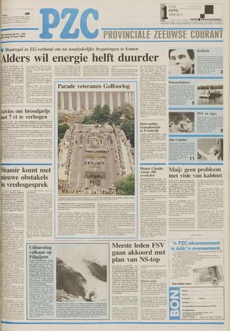 Provinciale Zeeuwse Courant 1991-06-10