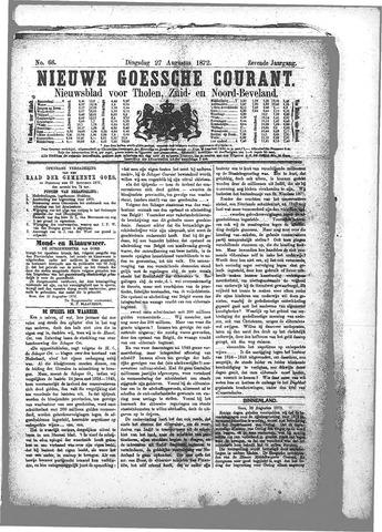 Nieuwe Goessche Courant 1872-08-27
