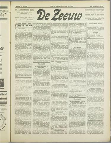 De Zeeuw. Christelijk-historisch nieuwsblad voor Zeeland 1934-05-25