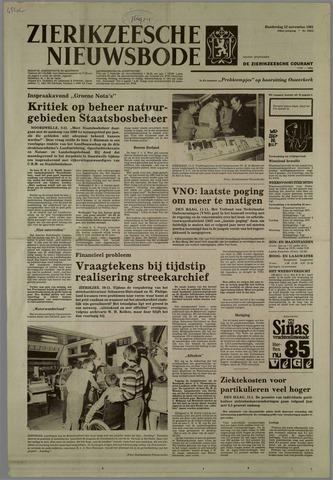 Zierikzeesche Nieuwsbode 1981-11-12