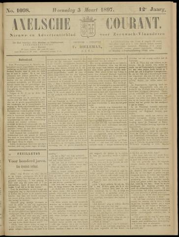Axelsche Courant 1897-03-03