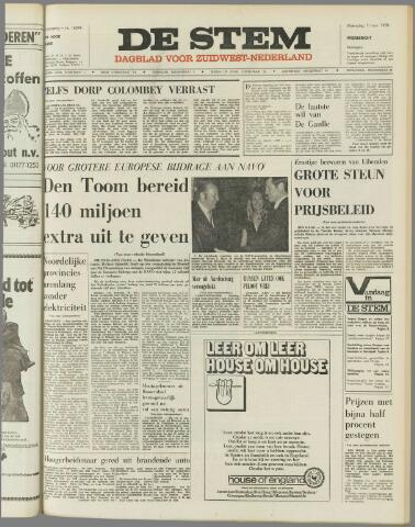 de Stem 1970-11-11