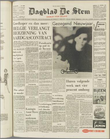 de Stem 1967-12-30