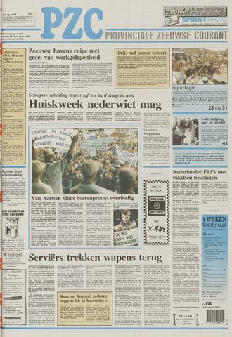 Provinciale Zeeuwse Courant 1995-09-16
