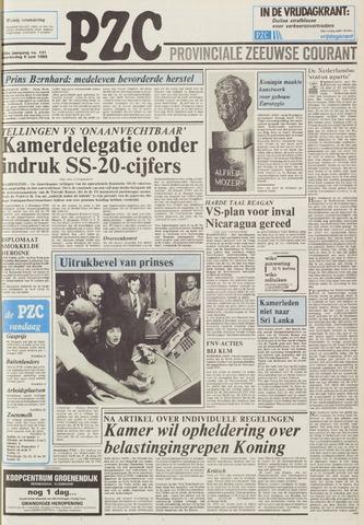 Provinciale Zeeuwse Courant 1985-06-06
