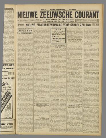 Nieuwe Zeeuwsche Courant 1933-09-23