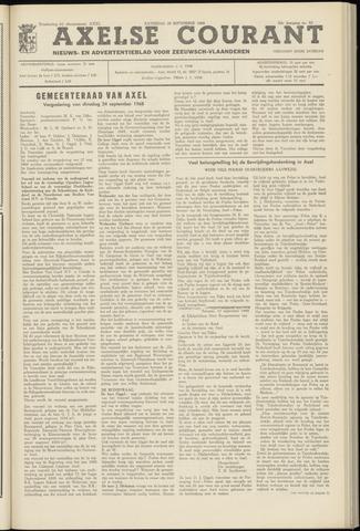 Axelsche Courant 1968-09-28