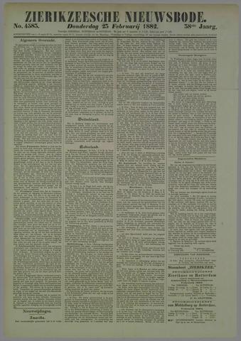 Zierikzeesche Nieuwsbode 1882-02-23