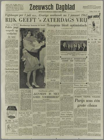 Zeeuwsch Dagblad 1961-05-19