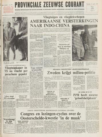 Provinciale Zeeuwse Courant 1972-04-10