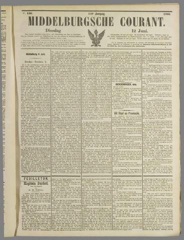 Middelburgsche Courant 1906-06-12