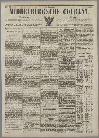 Middelburgsche Courant 1897-04-12