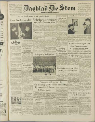 de Stem 1953-11-05