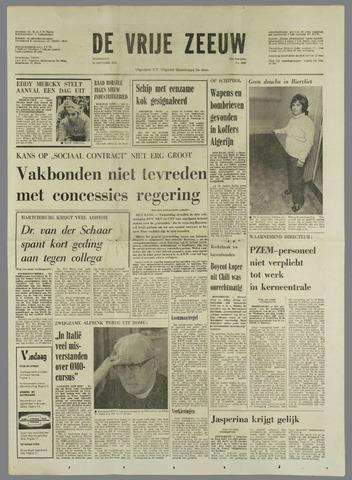 de Vrije Zeeuw 1972-10-25