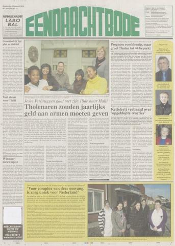 Eendrachtbode (1945-heden)/Mededeelingenblad voor het eiland Tholen (1944/45) 2010-01-28