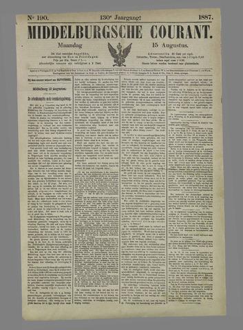 Middelburgsche Courant 1887-08-15