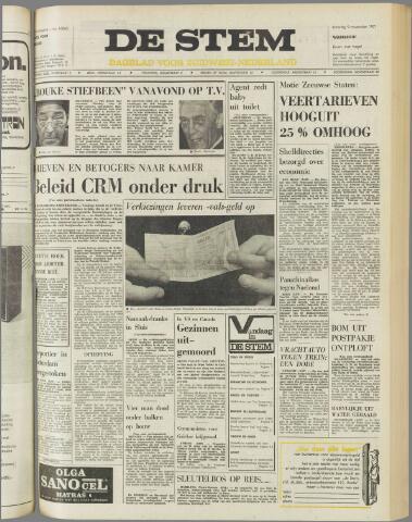 de Stem 1971-11-09