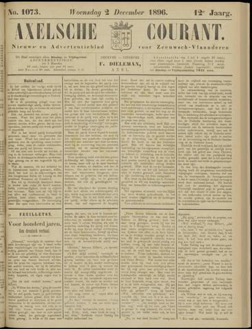 Axelsche Courant 1896-12-02