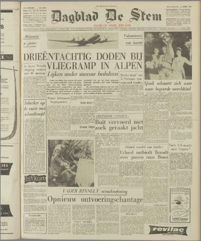 de Stem 1964-03-02