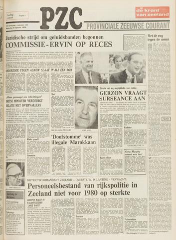 Provinciale Zeeuwse Courant 1973-08-08