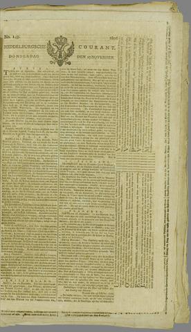Middelburgsche Courant 1806-11-27