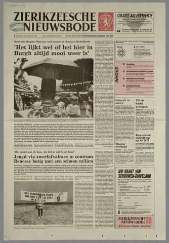 Zierikzeesche Nieuwsbode 1993-08-16