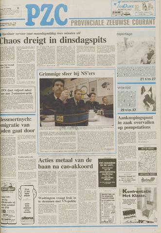 Provinciale Zeeuwse Courant 1991-05-11