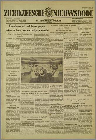 Zierikzeesche Nieuwsbode 1959-07-02