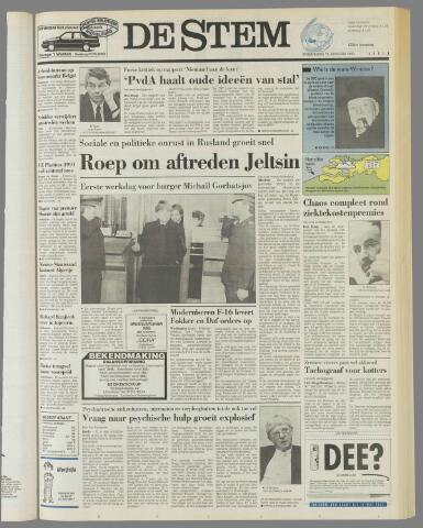 de Stem 1992-01-15