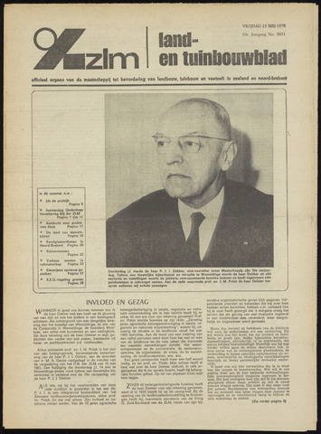 Zeeuwsch landbouwblad ... ZLM land- en tuinbouwblad 1970-05-13