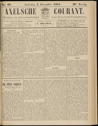 Axelsche Courant 1904-12-03