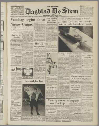 de Stem 1957-11-19