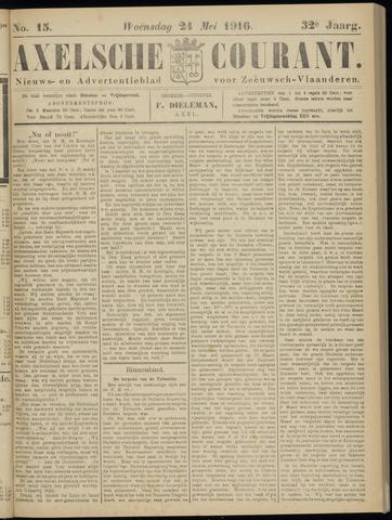 Axelsche Courant 1916-05-24