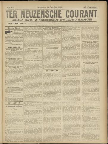Ter Neuzensche Courant. Algemeen Nieuws- en Advertentieblad voor Zeeuwsch-Vlaanderen / Neuzensche Courant ... (idem) / (Algemeen) nieuws en advertentieblad voor Zeeuwsch-Vlaanderen 1928-10-08