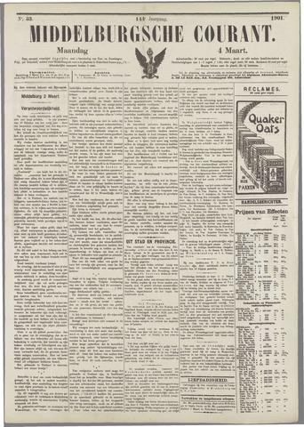 Middelburgsche Courant 1901-03-04