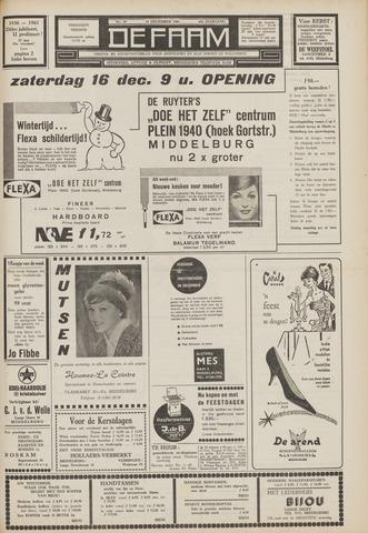 de Faam en de Faam/de Vlissinger 1961-12-15