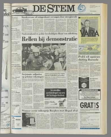 de Stem 1991-11-13
