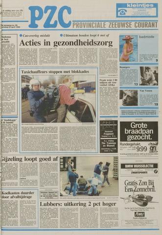 Provinciale Zeeuwse Courant 1992-04-22