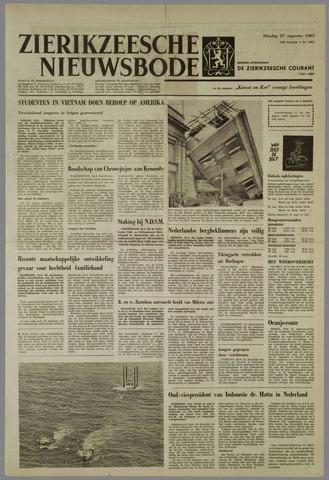 Zierikzeesche Nieuwsbode 1963-08-27