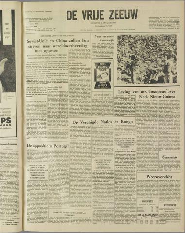 de Vrije Zeeuw 1961-01-31
