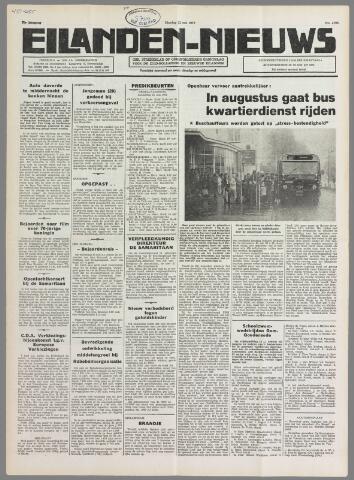 Eilanden-nieuws. Christelijk streekblad op gereformeerde grondslag 1979-05-22