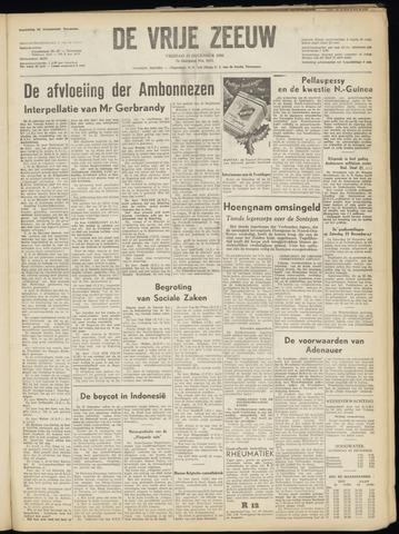 de Vrije Zeeuw 1950-12-22