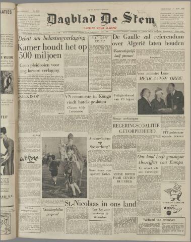 de Stem 1960-11-17