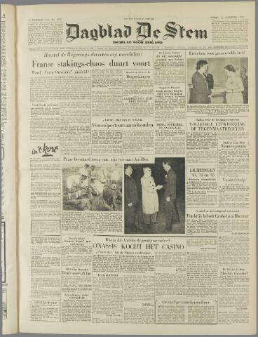de Stem 1953-08-11