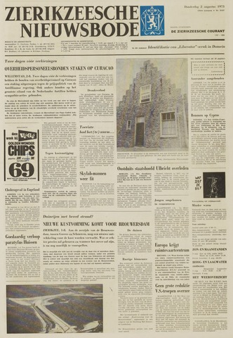 Zierikzeesche Nieuwsbode 1973-08-02