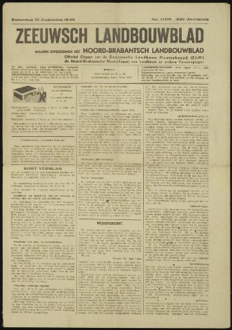 Zeeuwsch landbouwblad ... ZLM land- en tuinbouwblad 1940-08-31
