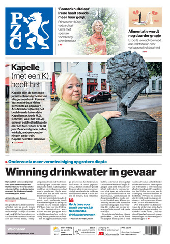 Provinciale Zeeuwse Courant 2019-09-12