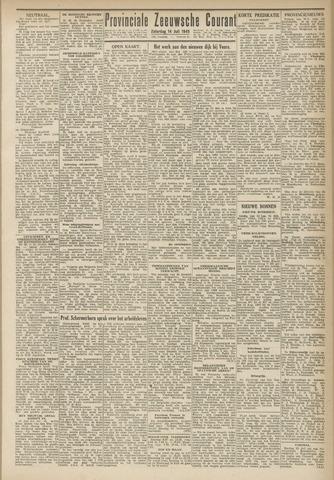Provinciale Zeeuwse Courant 1945-07-14