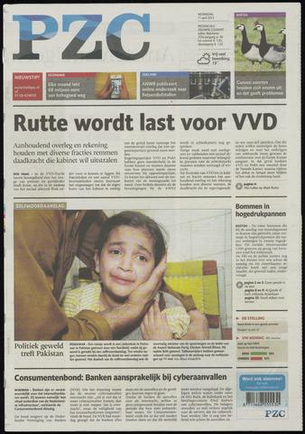 Provinciale Zeeuwse Courant 2013-04-17