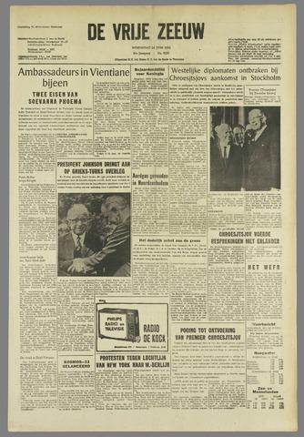 de Vrije Zeeuw 1964-06-24
